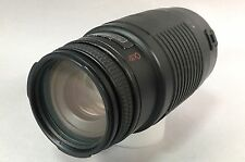 SIGMA ZOOM AF APO for Sony Minolta A Mount 75-300mm F4.5-5.6 AS IS #0333