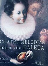 Cuatro Melodías para una para una Paleta - Jaime de Jaraiz