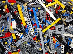 200 Lego Technic Teile Sammlung Konvolut Technik Pins Lochbalken Liftarme