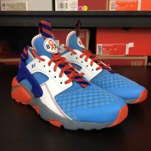 Nike Air Huarache Run Ultra Doernbecher DB Women's Size 6.5 / 5Y AH6961-400 Blue