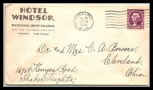 GP GOLDPATH: US COVER 1936, WHEELING, WV. _CV589_P14