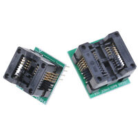 SOIC8 SOP8 to DIP8 Wide-body Seat Wide 150mil 200mil Programmer Adapter Soc wy