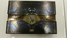 STARCRAFT II 2 Legacy of the Void collector's edition empty box only