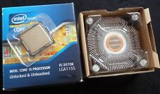 Intel Core i5-3570K 3570K - 3.4GHz Quad-Core procesador (BXC80637I53570K)