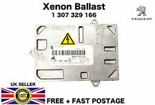Peugeot xenon headlight al ballast 1307329166 projecteur unité de contrôle 308 rcz