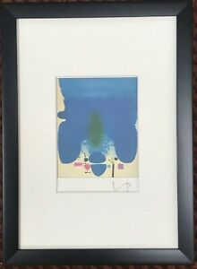 Victor Pasmore RA signed print  - Eye Gallery Founders Print limited edition