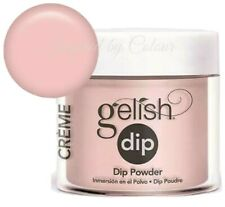 Gelish Dip Powder Sns Dipping Nails nude pink luxe be a lady