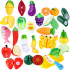 Fruit And Vegetable Box Set Toy Food Role Play Toy Fun Pretend Play 1 Set