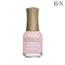 Orly French Manicure Nail Lacquer ROSE COLORED GLASSES 18ml (GENUINE PRODUCT)