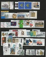 Germany x c100 Nice Used Stamps From 1997 1998 & 2002 Cat £110+ See 2 Scans