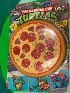 Teenage mutant hero turtles,flying disk,1989 pikit toys spectra star,mirage USA