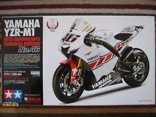Yamaha YZR Mi 50th Anniversary Valencia Edition No 46 Tamiya Motorcycle No 115