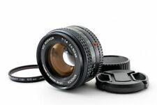 Excellent++ Minolta MD ROKKOR 50mm f/1.4 Manual Focus Lens from Japan