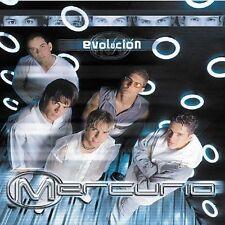 Evolucion by Mercurio (Latin) (CD, Apr-2000, Sony Music Distribution NEW NEW NEW