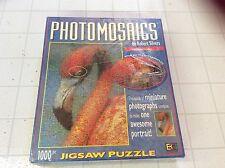 PHOTOMOSAIC  BY ROBERT SILVERS ** FLAMINGO** JIGSAW PUZZLE ~~1000 PIECE