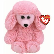 TY Beanie Babies 65027 Attic Treasures Pricilla The Pink Poodle