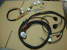 BIG DOG MOTORCYCLES OEM 2002 MAIN WIRING HARNESS W/SUB HARNESS & CONNECTORS