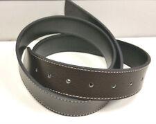 Boucles de ceinture en cuir pour homme
