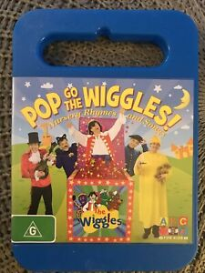 The Wiggles ~ Pop Go The Wiggles ~ DVD ~ Free Postage ~ Region 4