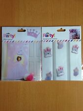 Children's Party Fairy Door Banner for Greeting Party Guests + Fairy Decorations
