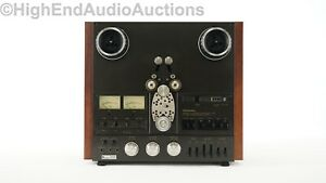 Technics RS-1506 Reel-to-Reel Tape Recorder Player - 4-Track - Direct Drive