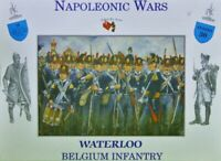 A Call To Arms Waterloo Belgium Infantry Napoleonic Wars Soldier Kit 1:32