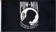 2x3 US Pow Mia POWMIA Prisoner Flag 2'x3' House Banner grommets super polyester