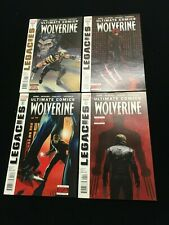 Ultimate Comics - Wolverine  # 1-4 - Legacies - Cullen Bunn - X-men