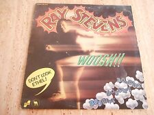 "LP ""WOOSH!!"" RAY STEVENS BARNABY RECORDS STEREO 1974"