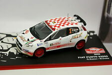 Ixo Carrera Rallye Montar Carlo 1/43 - Fiat Punto S2000 2009