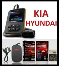HYUNDAI KIA DIAGNOSTIC SCANNER CODE READER iCARSOFT i901 ABS AIRBAG SCAN TOOL