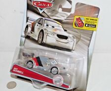 New Disney Pixar Cars Race Champions Silver Max Schnell Diecast 1:55 Scale TROC