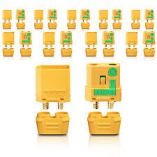 Hochstrom XT90S Stecker Buchse Antiblitz XT90 S 10 Paar partCore 100199