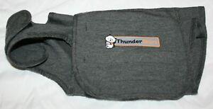 ThunderShirt Classic Cat Anxiety Jacket Heather Gray Medium *No Packaging*