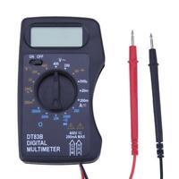 Multimètre Numérique Portable Mini Poche Ampèremètre Voltmètre Ohm Mètre Neuf