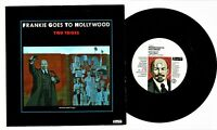 "FRANKIE GOES TO HOLLYWOOD Two Tribes/ One February Friday 45rpm 7"" Vinyl JA"