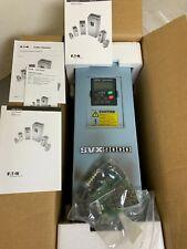 Eaton Svx9000 Svx020a1 4a1b1 25 Hp 480vac Vfd Variable Frequency Drive