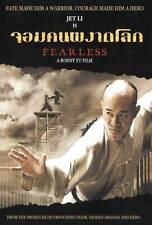 FEARLESS Movie POSTER 27x40 C Jet Li Jon T. Benn Collin Chou Anthony De Longis