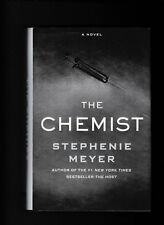 THE CHEMIST---STEPHENIE MEYER---HC/DJ---1st1st2016