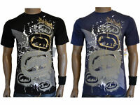 Ecko Unlimited Unltd Rhino Graffiti Splashback T-Shirt 80% Off Free Shipping