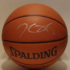 KEVIN DURANT signed Spalding  Autographed  basketball PSA/DNA W10386
