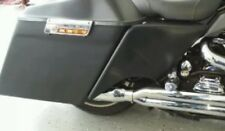 Extended Stretched Side Covers for Touring Baggers Harley Davidson 2009-2013