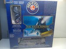 Lionel 6-30218 Polar Express Train Set O 027  RC LionChief RailSounds 2013 (O10)