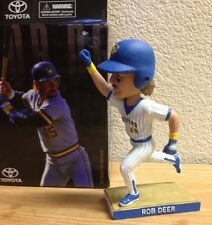 Rob Deer Milwaukee Brewers Bobblehead MLB in Box