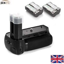 Vertical Shutter Battery Grip MB-D80 for Nikon D90 D80 SLR Camera + 2pc EN-EL3e