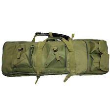 "120cm 48"" Tactical Rifle Gun Shotgun Carry Case Military Bag Backpack Trekking"