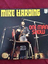 MIKE HARDING: ONE MAN SHOW  1976 Philips 2LP Irwell Delta Blues, King Cotton etc
