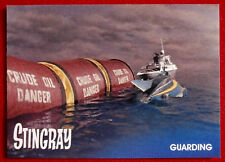 """STINGRAY - """"An Echo of Danger"""" - GUARDING - Card #26 - Unstoppable 2017"""
