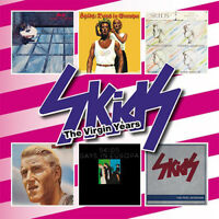Skids : The Virgin Years CD Box Set 6 discs (2015) ***NEW*** Fast and FREE P & P
