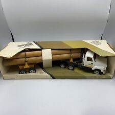 Vintage John Deere Heavy Duty Logger Truck - 1/16 Ertl 3180 - NIB